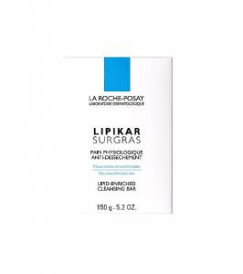 La Roche Posay Lipikar Cleasing Bar 150gr