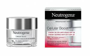 Neutrogena Cellular Boost De-Ageing Day Care SPF20 50ml