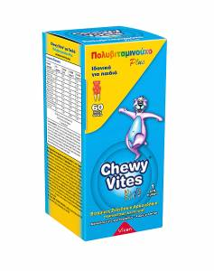 Chewy Vites Jelly Bears Multivitamin Plus 60 μασώμενα ζελεδάκια