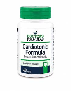 Doctor's Formulas Cardiotonic 60 Δισκία