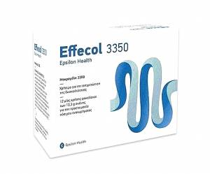 Epsilon Health Effecol 3350 24 φακελίσκοι