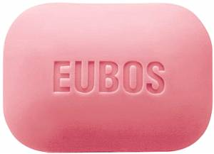 EUBOS Solid Red στερεό σαπούνι 125gr