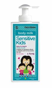 Frezyderm Sensitive Kids Body Milk 200ml