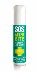 SOS AFTER BITE Roll-on 15ml Τζελ για μετά το τσίμπημα