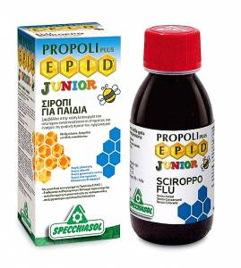 Specchiasol E.P.I.D. Propolis Flu Junior Syrup 100ml