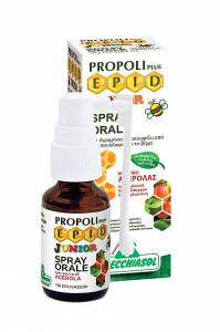 Specchiasol Propoli Plus E.P.I.D. Oral Spray Junior 15ml
