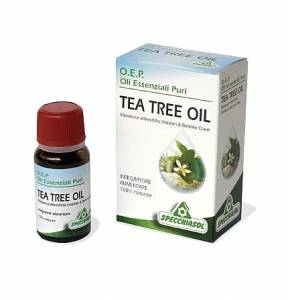Specchiasol Tea Tree Essential Oil 10ml