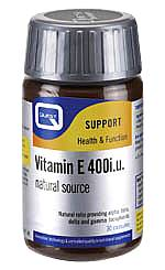 Quest VITAMIN E 400i.u. 30caps